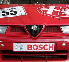 Alfa 155  by David Cross