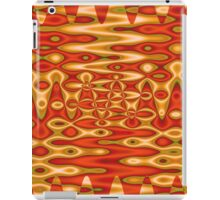 Orange Horizons iPad Case/Skin