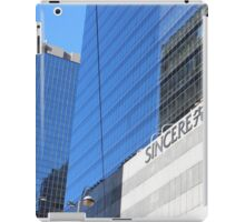 Sincere Skyscraper  iPad Case/Skin
