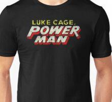 Luke Cage: Power Man - Classic Title - Dirty Unisex T-Shirt