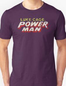 Luke Cage: Power Man - Classic Title - Dirty T-Shirt
