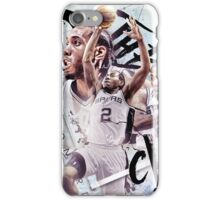 The Claw - crossover dribble iPhone Case/Skin