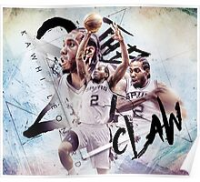 The Claw - crossover dribble Poster