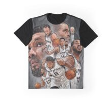 Best Players Of All Time Graphic T-Shirt