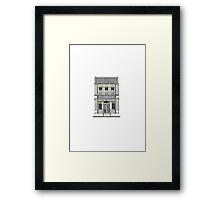 Penang House II Framed Print
