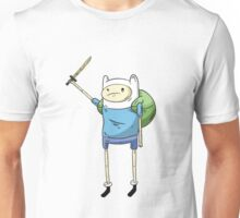 Finn is bored Unisex T-Shirt