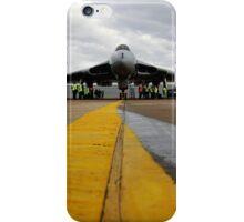 The Vulcan bomber iPhone Case/Skin