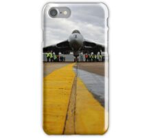 The Vulcan bomber iPhone Case/Skin
