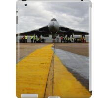 The Vulcan bomber iPad Case/Skin