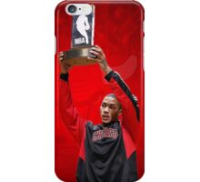 Youngest MVP of all time iPhone Case/Skin