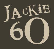 Brown Jackie 60 Logo Wear by jackiefactory