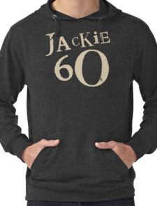 Brown Jackie 60 Logo Wear Lightweight Hoodie