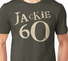 Brown Jackie 60 Logo Wear Unisex T-Shirt