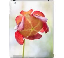 Sarracenia iPad Case/Skin