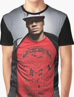 Homie In The Hood Graphic T-Shirt