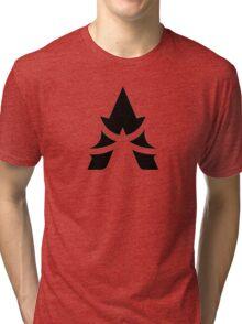 Apex Icon | Black on White | High Quality!  Tri-blend T-Shirt