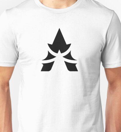 Apex Icon | Black on White | High Quality!  Unisex T-Shirt