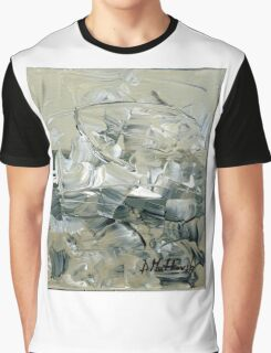 ABSTRACT 2 - Original acrylic painting on Canvas Graphic T-Shirt