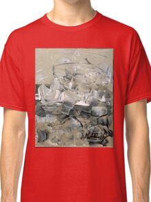 ABSTRACT 2 - Original acrylic painting on Canvas Classic T-Shirt