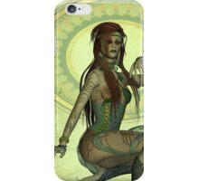 Nouveau Danu: Summer iPhone Case/Skin