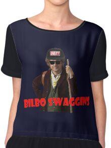 Bilbo-Swaggins Cap Chiffon Top