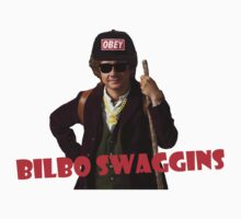 Bilbo-Swaggins Cap Baby Tee
