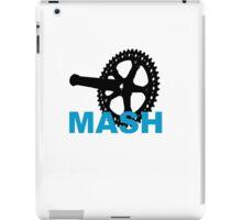 Fixie mash crank iPad Case/Skin