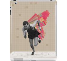 Running Man iPad Case/Skin