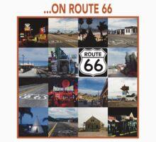 ...on Route 66 Kids Tee
