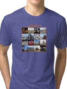 ...on Route 66 Tri-blend T-Shirt