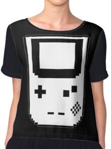 Gameboy Chiffon Top