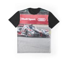 Audi Sport Team Joest No 8 Graphic T-Shirt
