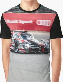 Audi Sport Team Joest No 8 Graphic T-Shirt