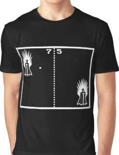 Game of Ping Pong Graphic T-Shirt
