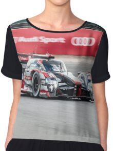 Audi Sport Team Joest No 8 Chiffon Top
