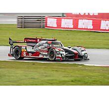 Audi Sport Team Joest No 8 Photographic Print