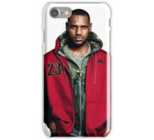 Young Lebron On Jeans iPhone Case/Skin