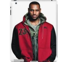 Young Lebron On Jeans iPad Case/Skin