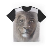 Wild Lion King Graphic T-Shirt