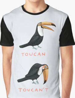 Toucan Toucan't Graphic T-Shirt