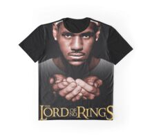 Lord Of No RIngs - Poor Lebron Graphic T-Shirt