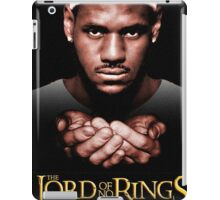 Lord Of No RIngs - Poor Lebron iPad Case/Skin
