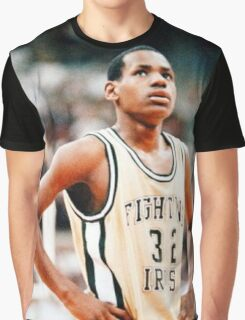 When James Was Still Just A kid Graphic T-Shirt