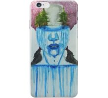Madre Natura iPhone Case/Skin