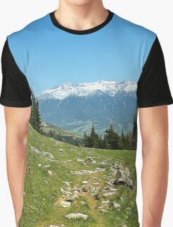 Spring mount 3 Graphic T-Shirt