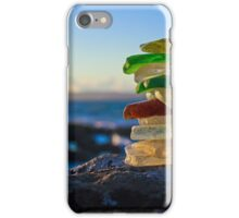 Beach Glass Tower iPhone Case/Skin