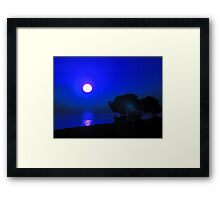 Dawn in the South fourth series Framed Print