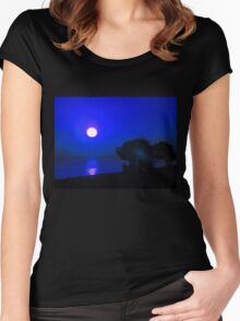 Dawn in the South fourth series Women's Fitted Scoop T-Shirt
