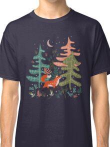 Evergreen Fox Tale Classic T-Shirt