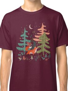 Evergreen Fox Tale Classic T-Shirt